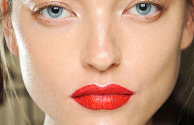 Prada - Spring 2013 makeup