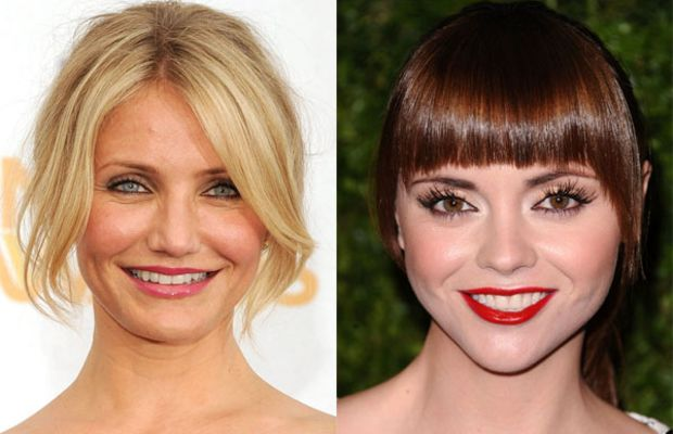 Best bangs for round face