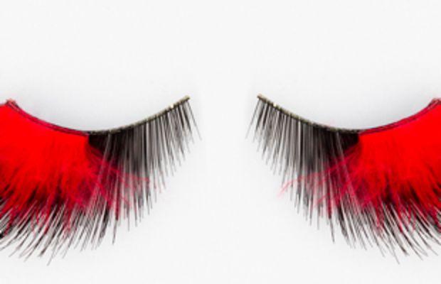 Shu Uemura Rouge et Noir lashes