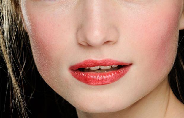 Michael Kors - Fall 2012 beauty