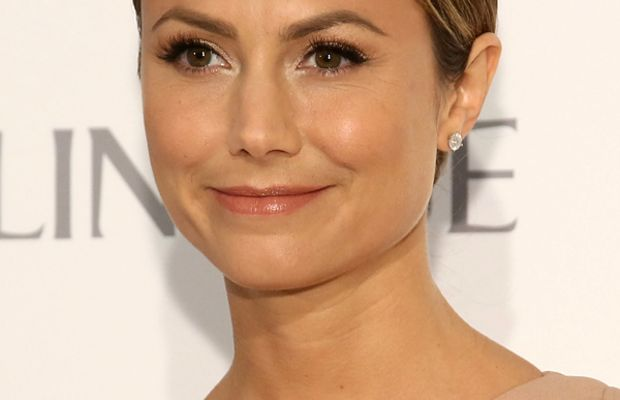 Stacy Keibler - Clinique Dramatically Different party 2013