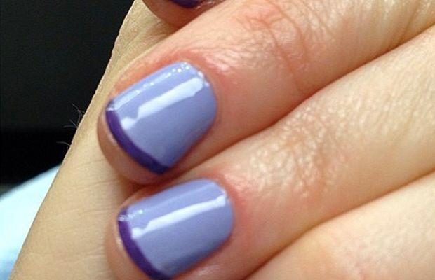 Tom Bachik Zooey Deschanel French manicure
