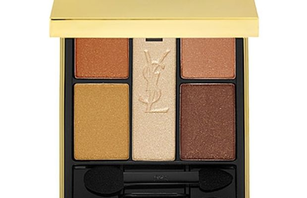 Yves Saint Laurent Ombres 5 Lumieres in Tawny
