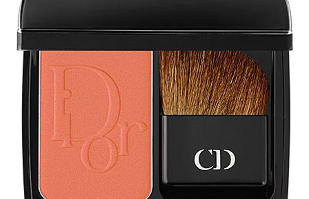Dior DiorBlush Vibrant Colour Powder Blush in 553 Cocktail Peach