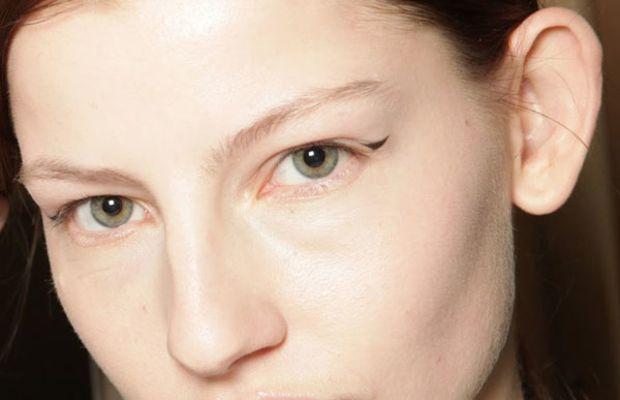 Erdem - Fall 2012 makeup