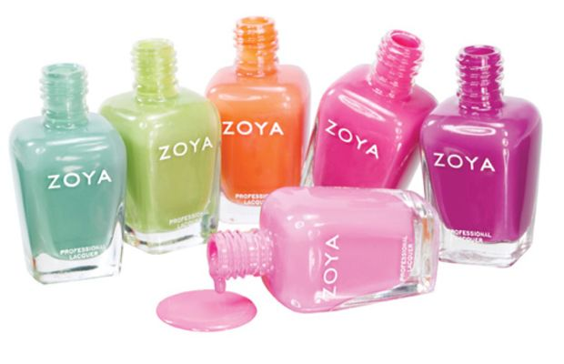 Zoya Beach Collection