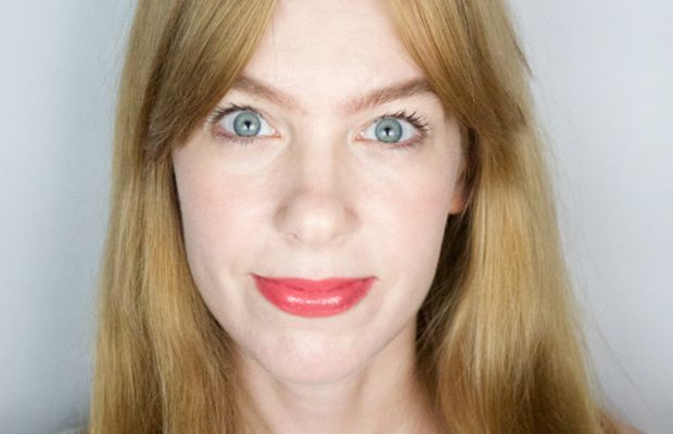 Rodial Glamstick in Psycho (on lips)