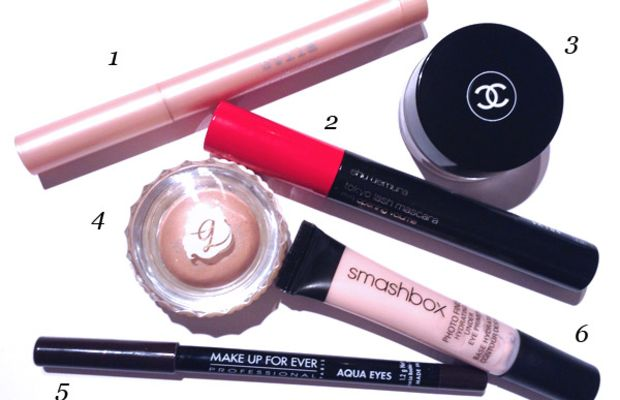 Best winter makeup products (eyes)