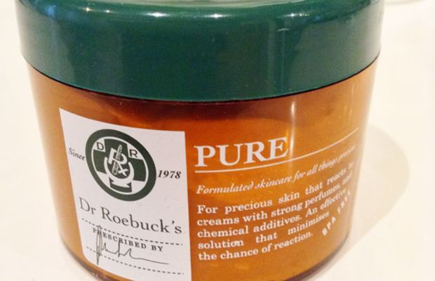 Dr Roebuck's Pure review