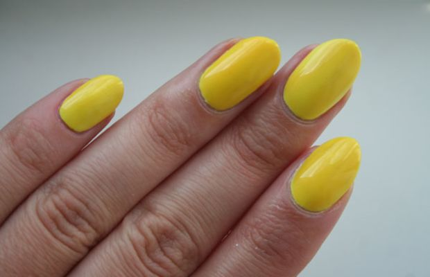 OPI Neon Revolution Don't Say It - Yellow It!