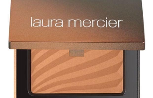 Laura Mercier Bronzing Pressed Powder in Matte Bronze