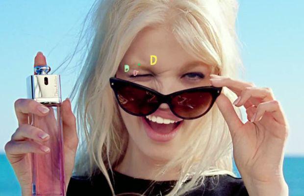Daphne Groeneveld platinum blonde hair