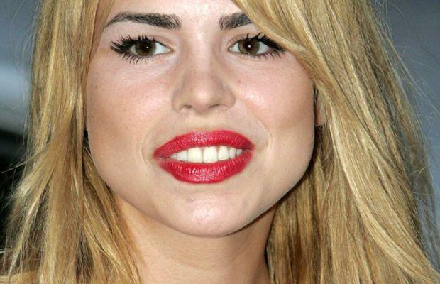 Billie Piper pear face bangs (1)