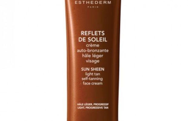 Institut Esthederm Light Tan Self-Tanning Face Cream