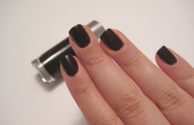 Clinique Sensitive Nail Polish - Black Honey