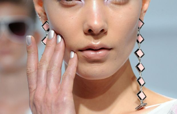 Catherine Malandrino - Spring 2013 nails