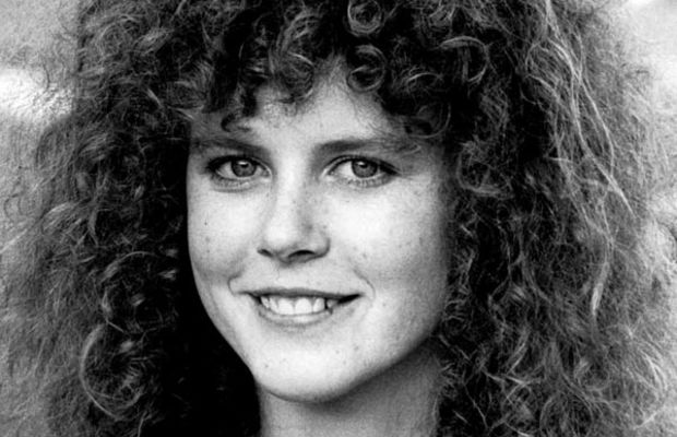 Nicole Kidman, BMX Bandits photoshoot, 1983