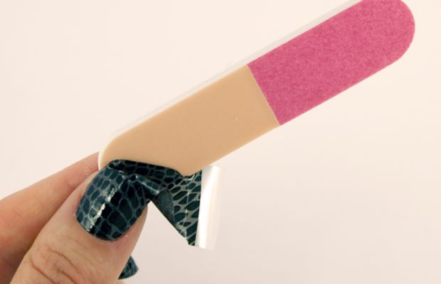 Sally Hansen InstaGel Strips - Step 4a