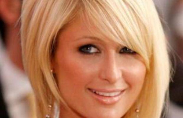 Paris Hilton bob