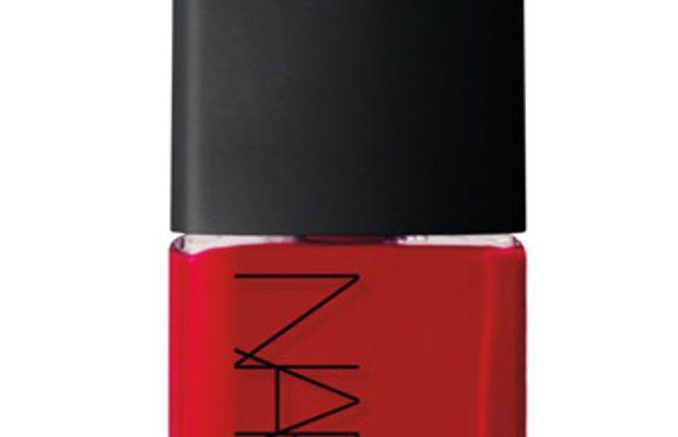 NARS Guy Bourdin Nail Polish in Tomorrow's Red