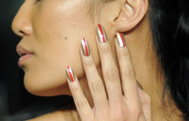 Vawk - Spring 2013 nails