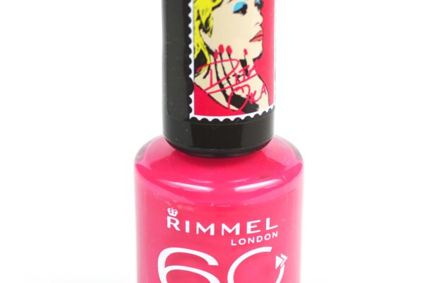 Rimmel 60 Seconds Rita Oral Nail Polish in Don't Be Shy
