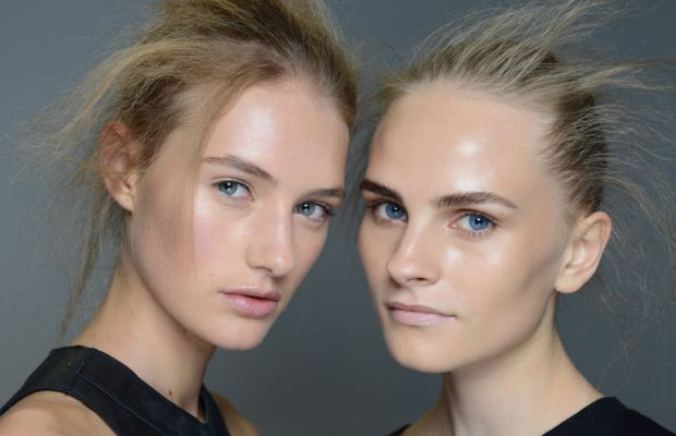 3.1 Phillip Lim Spring 2015 makeup