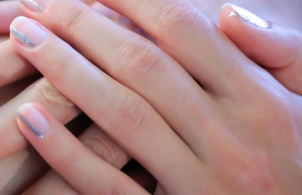 Dion Lee Spring 2015 nails