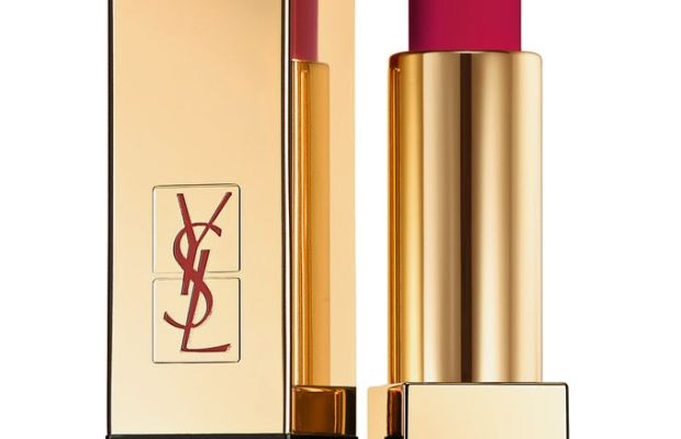 Yves Saint Laurent Rouge Pur Couture The Mats in 208 Fuchsia Fetiche