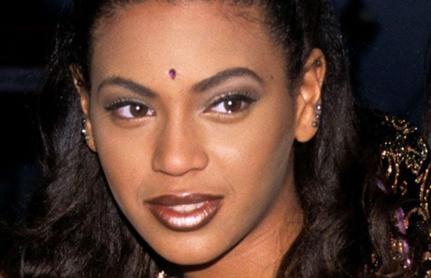 Beyonce Knowles, Maxwell Album launch, 1998