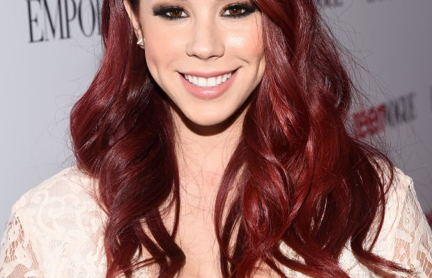 Jillian Rose Reed, Teen Vogue Young Hollywood party, 2014