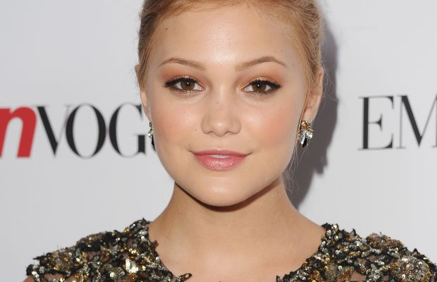 Olivia Holt, Teen Vogue Young Hollywood party, 2014