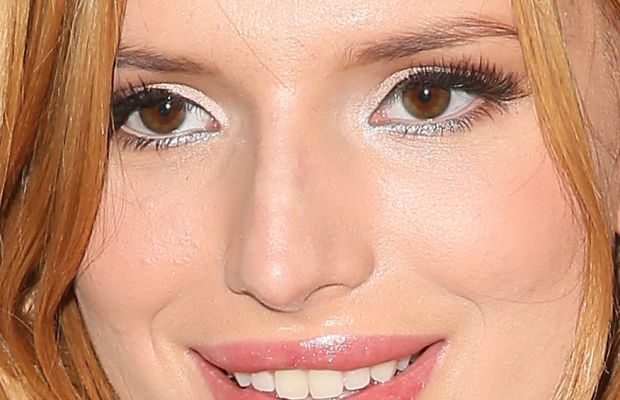 Bella Thorne, Teen Vogue Young Hollywood party, 2014 (close-up)