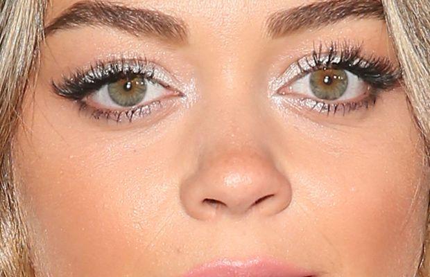 Sarah Hyland, Teen Vogue Young Hollywood party, 2014 (close-up)