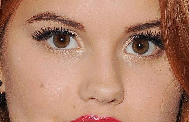 Debby Ryan, Teen Vogue Young Hollywood party, 2014 (close-up)