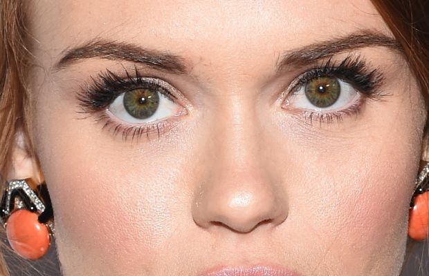 Holland Roden, Teen Vogue Young Hollywood party, 2014 (close-up)