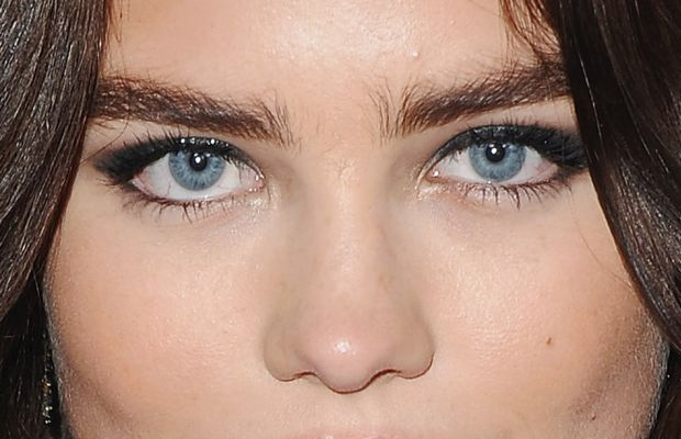 Maddie Hasson, Teen Vogue Young Hollywood party, 2014 (close-up)