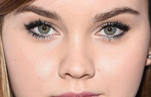 Liana Liberato, Teen Vogue Young Hollywood party, 2014 (close-up)