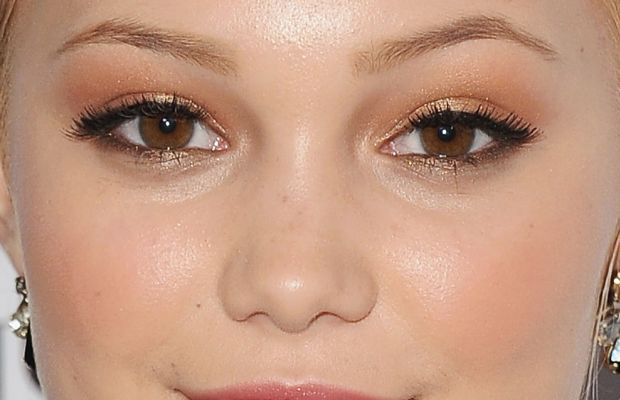 Olivia Holt, Teen Vogue Young Hollywood party, 2014 (close-up)