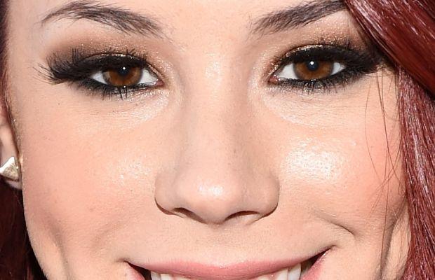 Jillian Rose Reed, Teen Vogue Young Hollywood party, 2014 (close-up)
