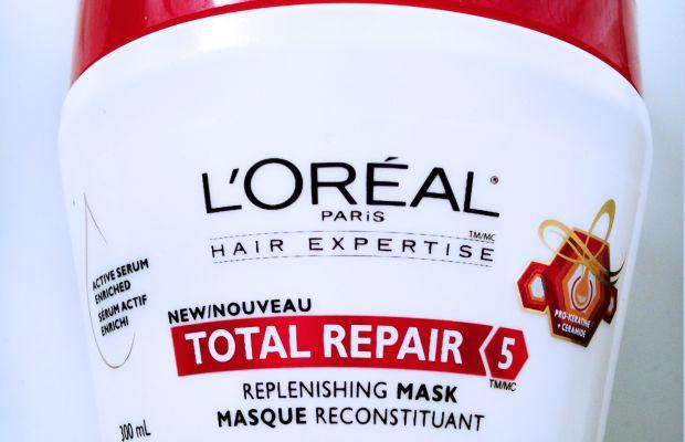 Cheap hair mask L'Oreal