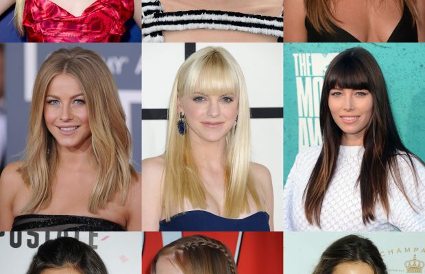 Best hairstyles for long straight hair