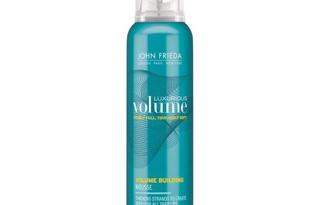 John Frieda Luxurious Volume Volume Building Mousse