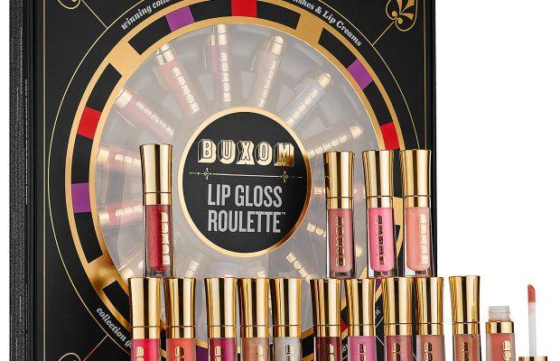 Buxom Lip Gloss Roulette