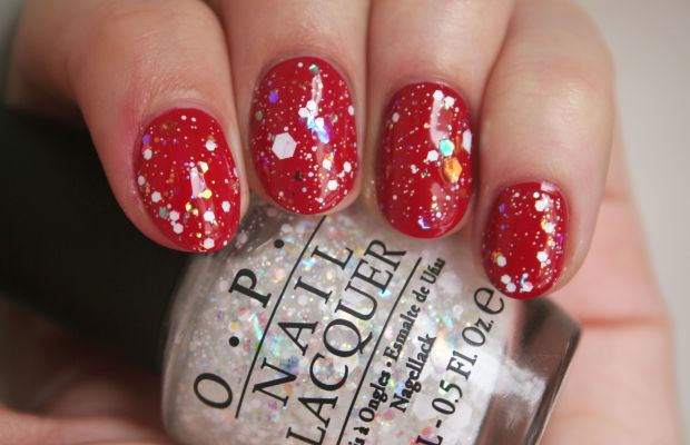 OPI Holiday 2014 - Snowglobe Trotter