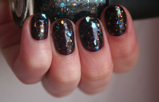 OPI Holiday 2014 - Comet in the Sky