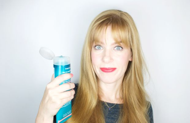 Volume-building shampoo