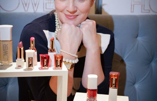 Drew Barrymore Flower Beauty Canada launch
