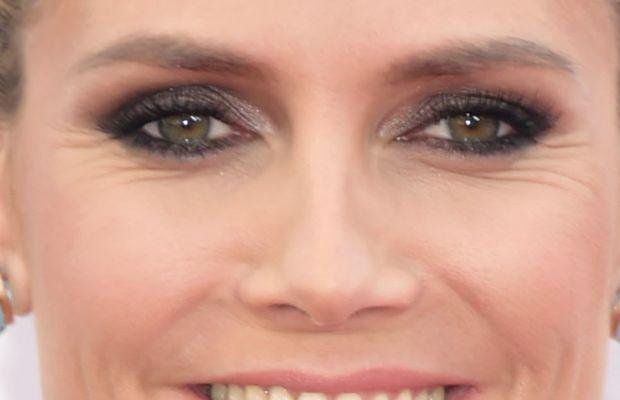 Heidi Klum, American Music Awards 2014