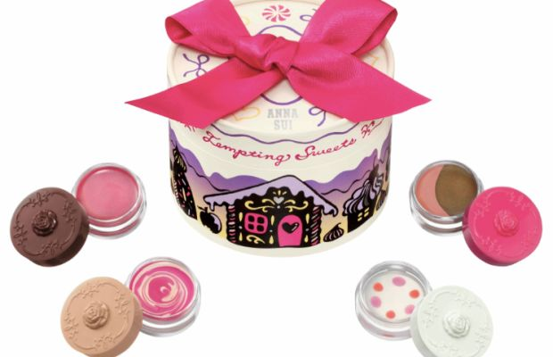 Anna Sui Holiday Sweets Collection